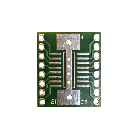 SOIC 16 NARROW / WIDE SMD DIL LEGACY ADAPTOR
