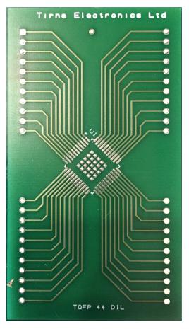 TQFP 44 SMD DIL Adaptor Adapter