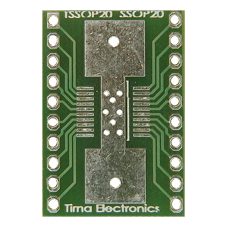 TSSOP 20 PIN SMD DIL LEGACY ADAPTOR