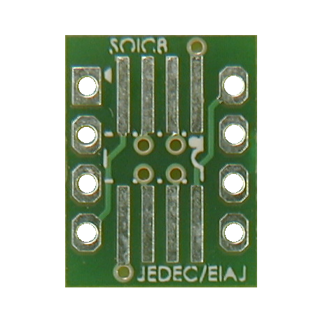 SOIC 8 SMD DIL ADAPTOR