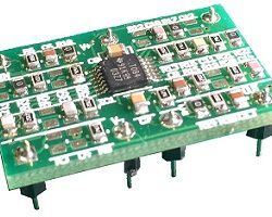 IOT Analogue Signal Acquisition Frequency Filter Module